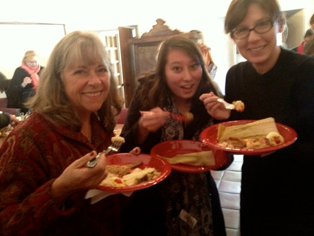 Cooking with a Pinch of History: Pork Tamales