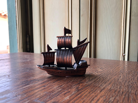 Ship pencil sharpener