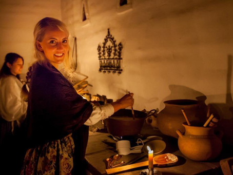 Cooking with a Pinch of History: Atole