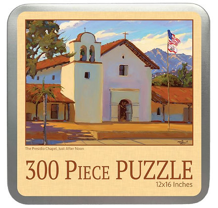 The Presidio Puzzle, Just After Noon
