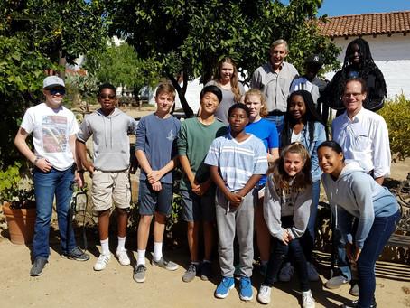 Cate School Freshman Community Service Day