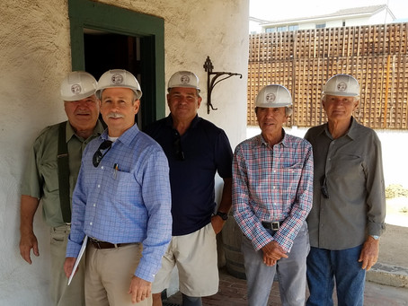 SBTHP Restoration Committee Tackles Building Condition Assessments