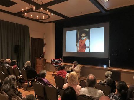 Darlene Craviotto Presents Californio at the Alhecama Theatre