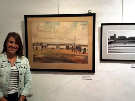 New Exhibit at Casa de la Guerra: Orpha Klinker and Bill Dewey