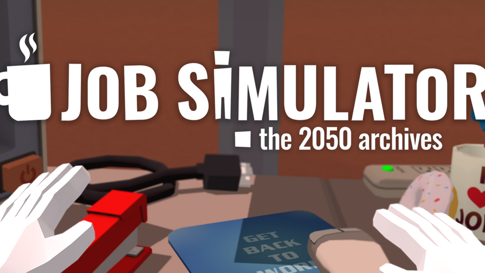[TGDF 2016精彩預告] Owlchemy Labs – Job Simulator
