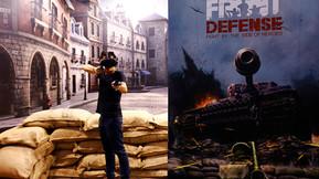 [TGDF 2016精彩預告] HTC 親自為 Vive 打造的VR 遊戲《FRONT DEFENSE (英雄防線) 》