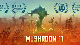 [TGDF 2016精彩預告] 《Mushroom 11》Itay Keren
