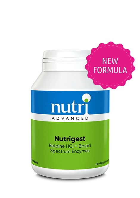 Nutrigest Digestion Capsules - 90 Caps