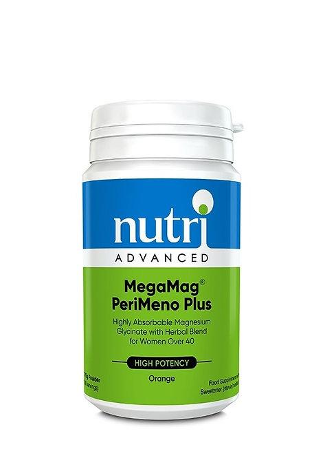 MegaMag® PeriMeno Plus Magnesium Powder