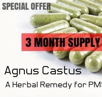 Agnus Castus - Special Offer!