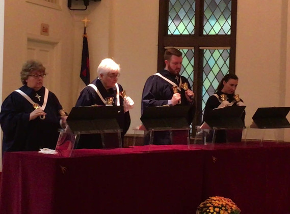 Handbell Choir- Palm Sunday 04.14.2019