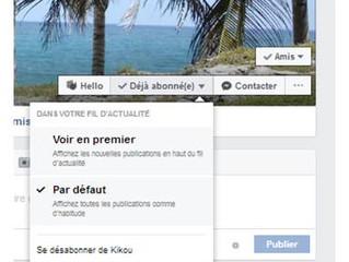 Profil ou Page Facebook ?