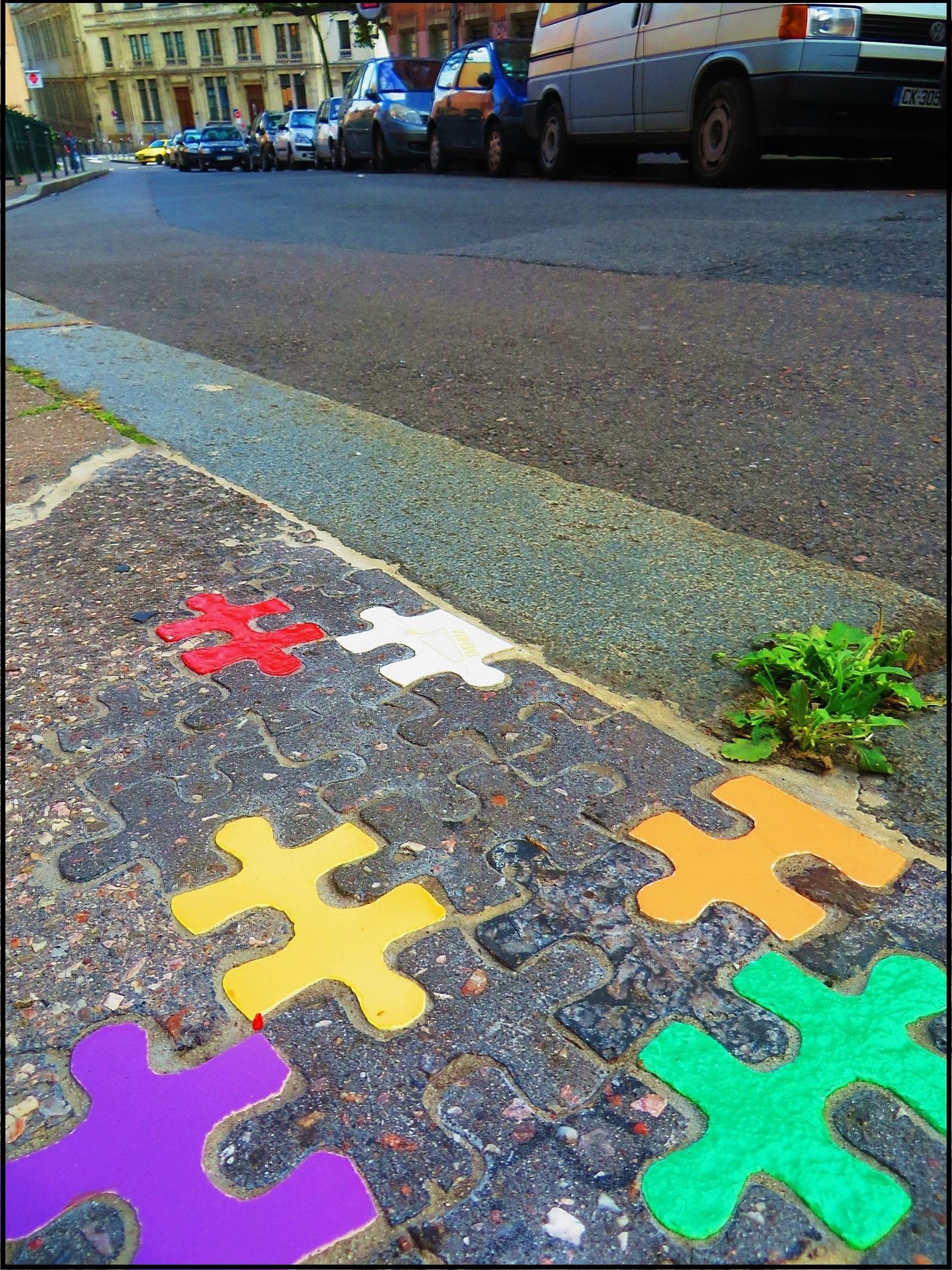 Macadam Puzzle (Lyon)
