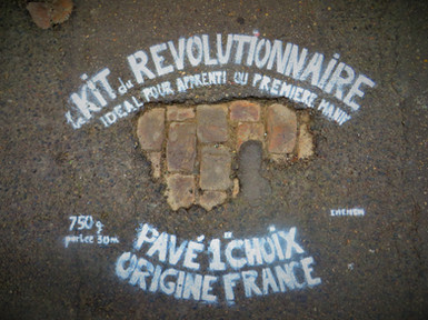 Le kit du révolutionnaire, Lyon, 2017.