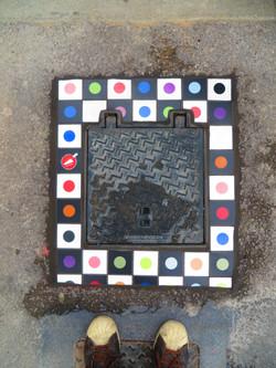 Miroir de trottoir