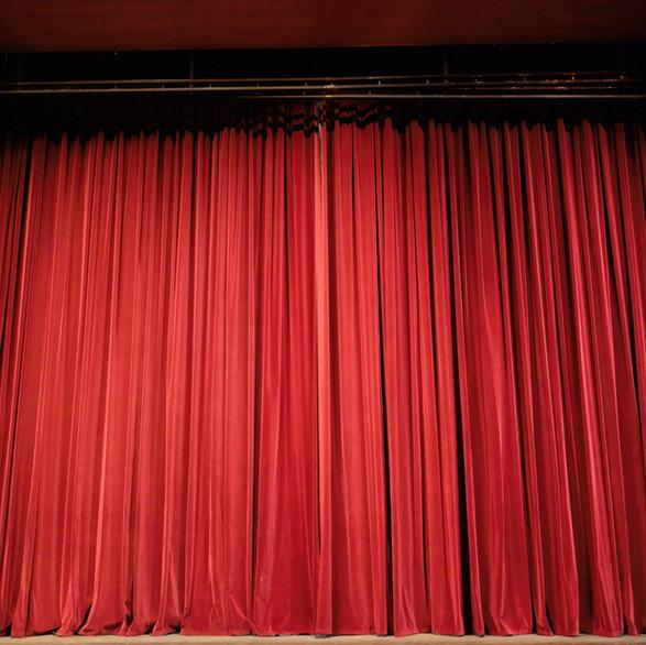 Bühnenvorhänge
