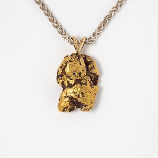 Alaskan Gold Nugget