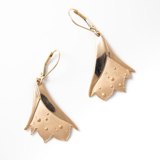 Jimson Bud earrings