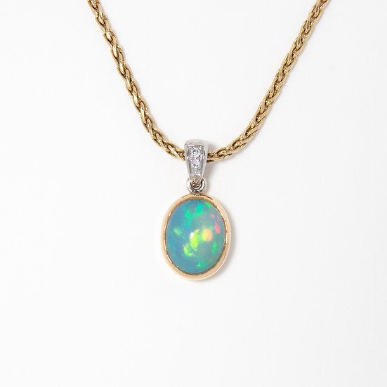 Small Opal Drop