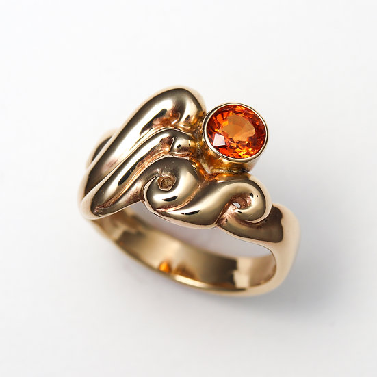 Five Waves Ring