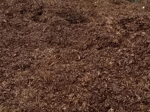 Leaf Mulch (per cubic yard)