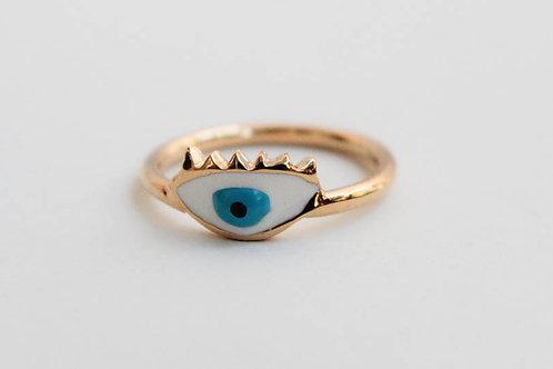 Blue Eye - Ring