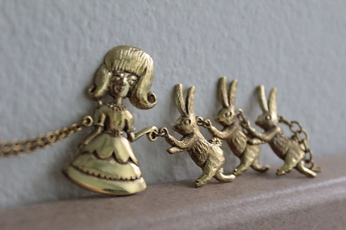 A Girl in Labyrinth - Bracelet