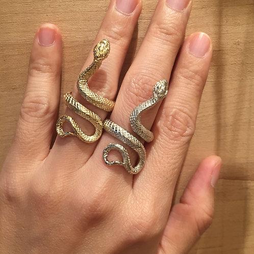 Snake Ring (L)