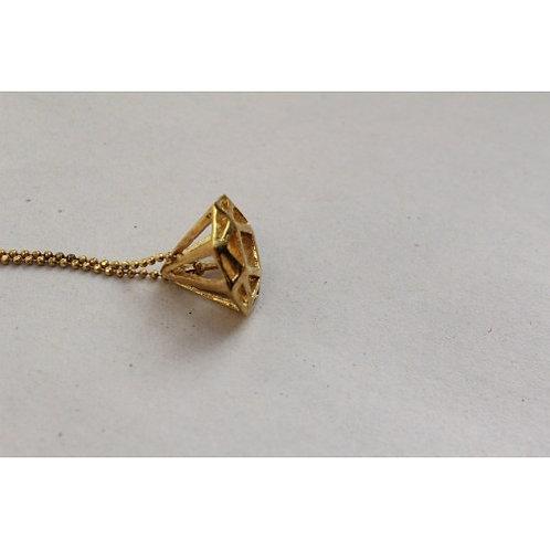 Diamond ( Short ) – Pendant
