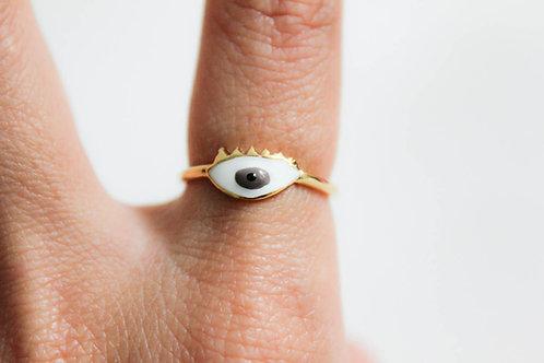 Brown Eye - Ring