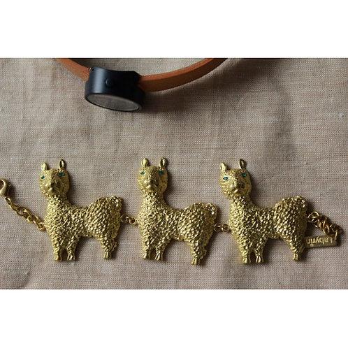 Alpaca Family Bracelet