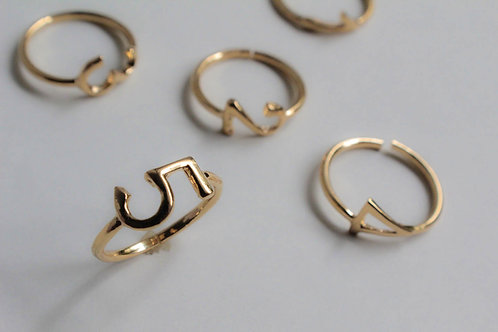 Number Five Ring