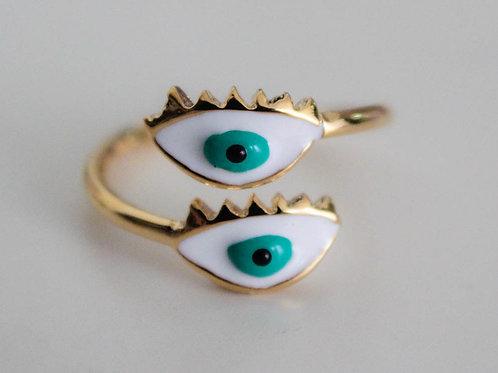 Green Eyes - Ring