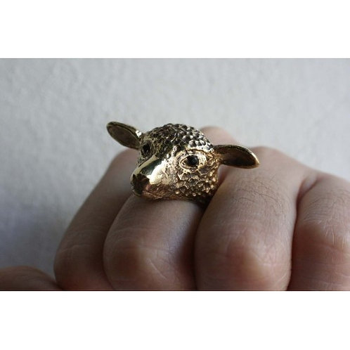 Little Goat Ring