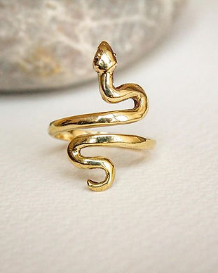 #labyrinthvintage#snake#snakering#🐍#bra