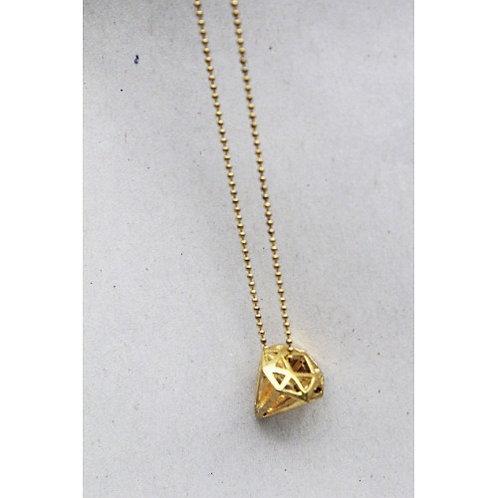 Diamond ( Long ) – Pendant
