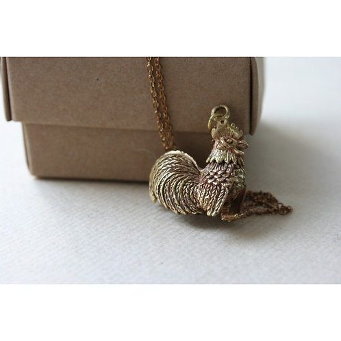 Little Rooster Pendant