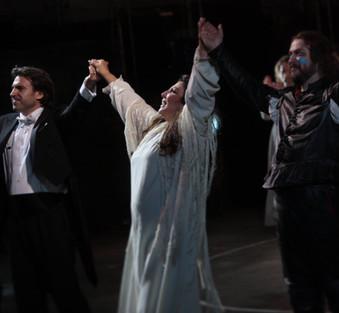 With Maria Guleghina and Vladislav Sulimski, Macbeth, Mariinsky Theatre, 2016