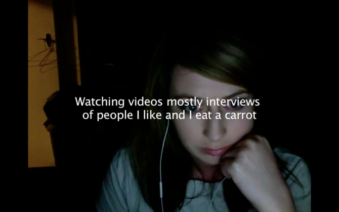 Reaction Video, 2012