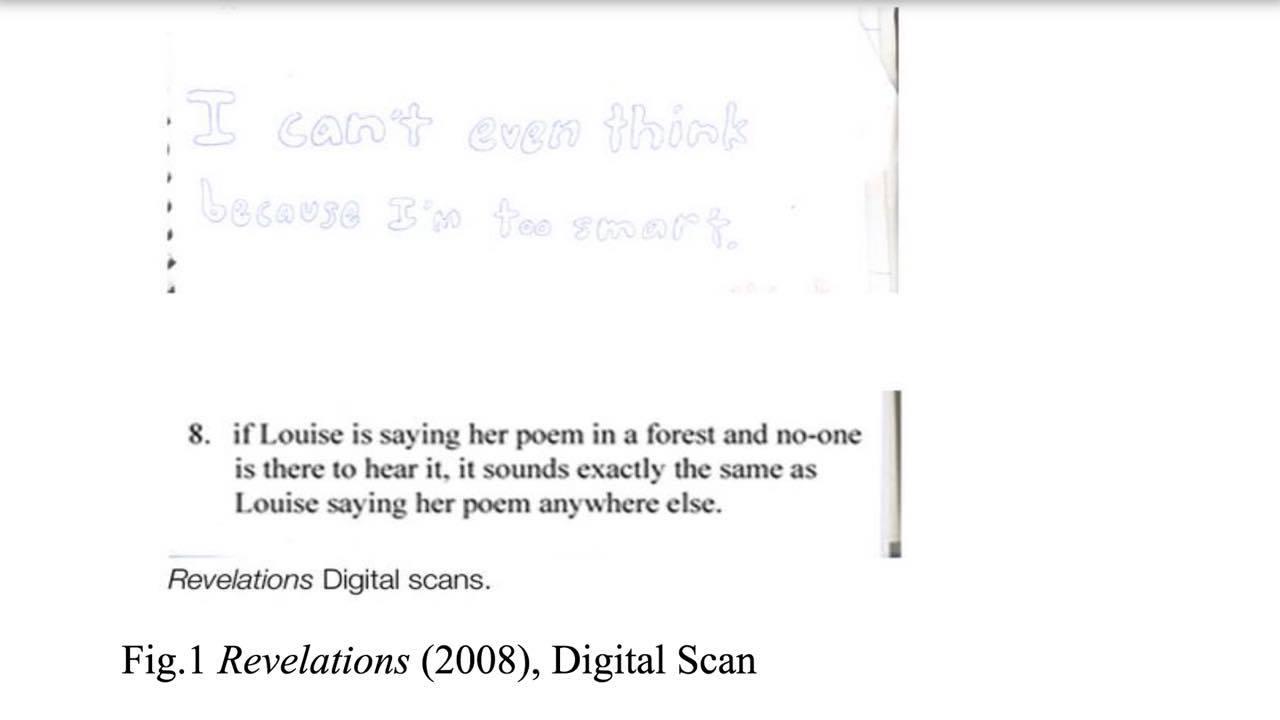Revelations, 2008