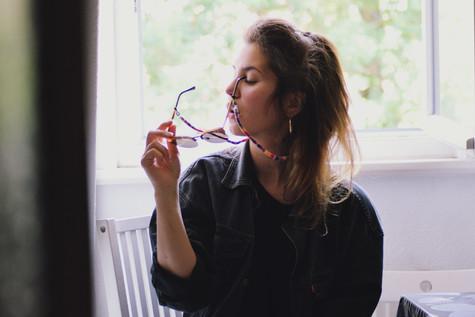Brille sucht Band fürs Leben