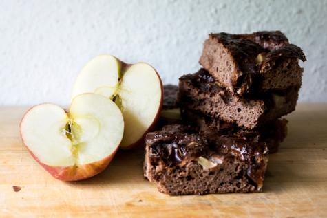 Protein Brownie - für alle Back-Muffel