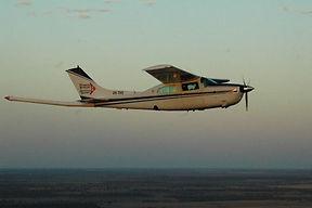 Cessna 210 Magnetometer Boom