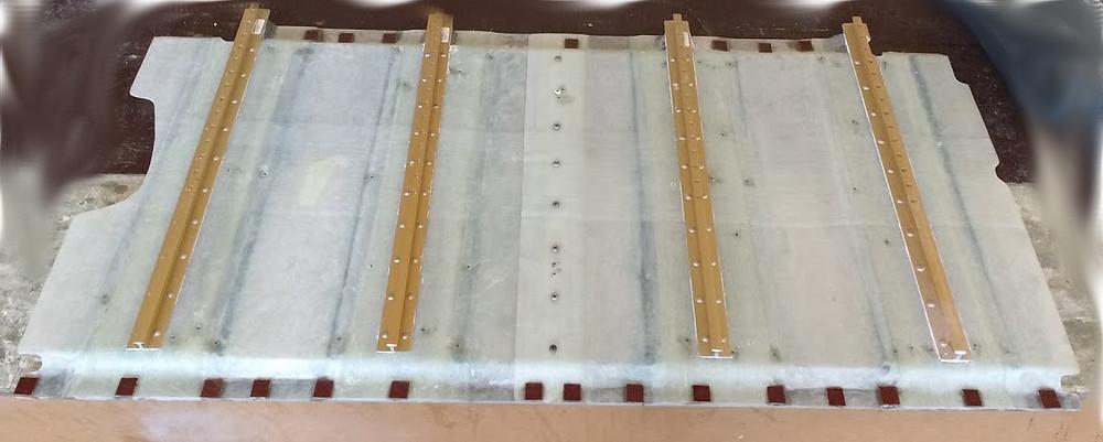 DHC-2 Beaver Floor Panels
