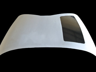 R22 Roof Panel with Window Installed