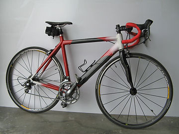 Custom Built Carbon Bicycle