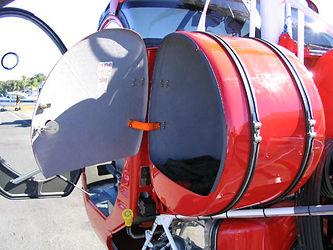 ACA manufactures S300/H269 Composite Baggage lockers
