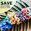 Thumbnail: Set of Scrunchies - Pack of 5