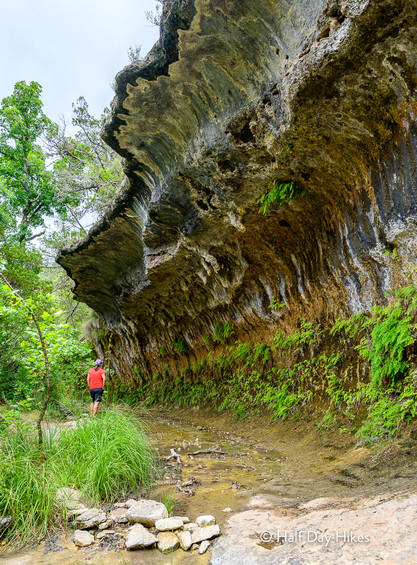 The Grotto, POI #3