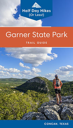Garner - SP - Front Cover - Trail Guide